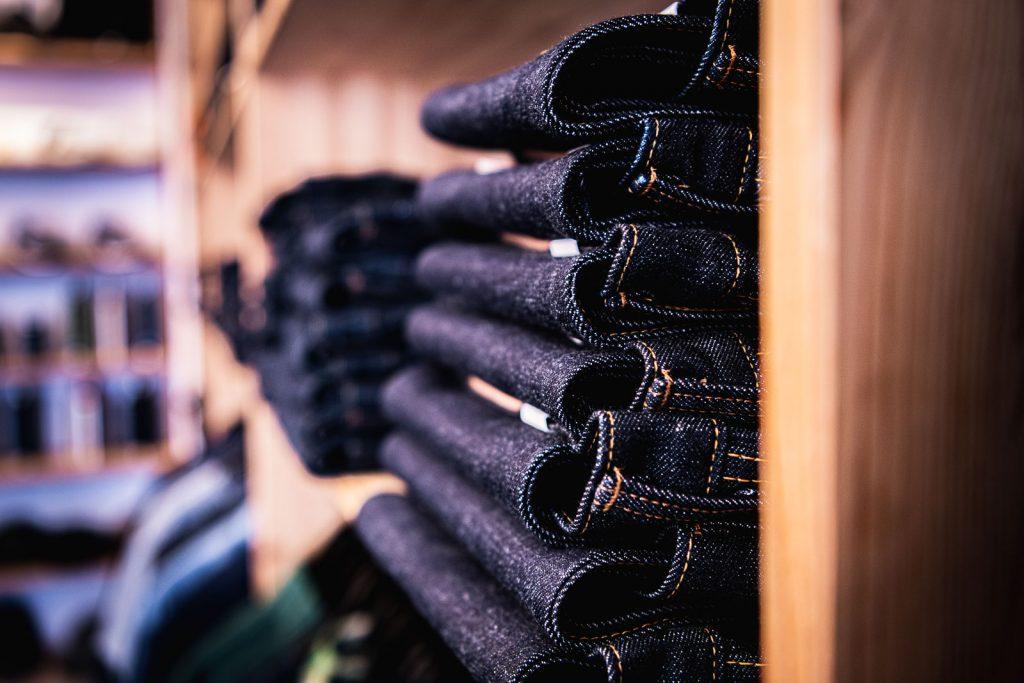 Brund, Sportswear International, Denimhunters, Brian Engblad, raw denim jeans,