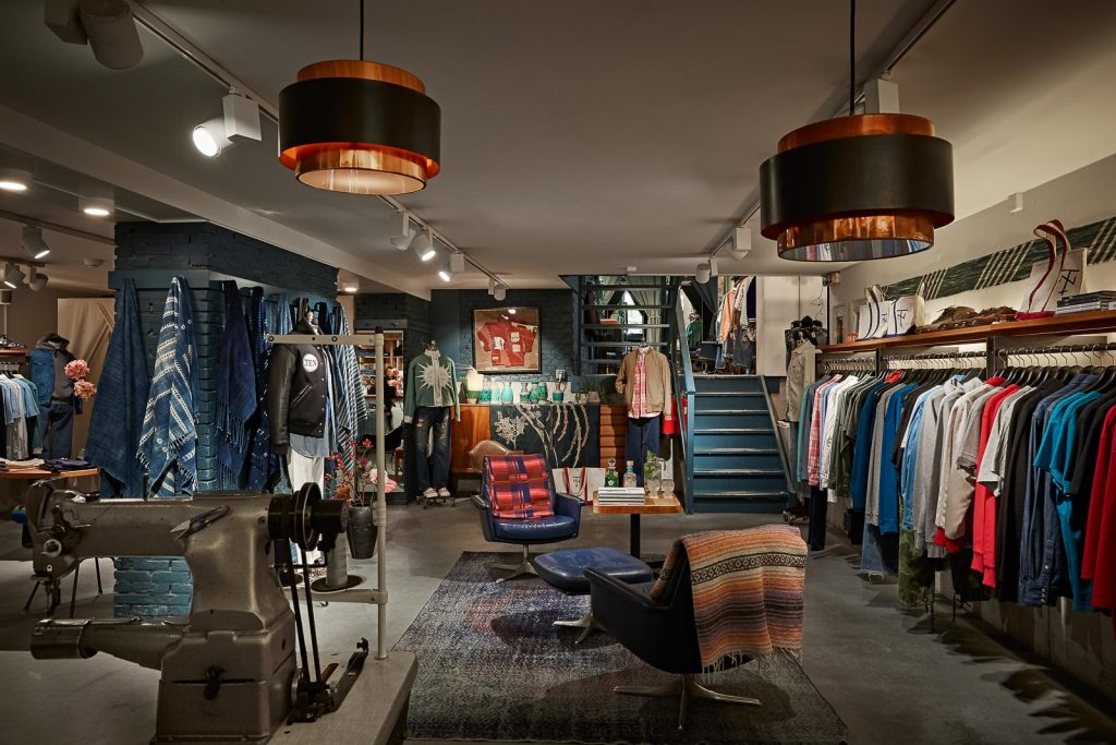 Tenue de Nîmes, Amsterdam, denim store, denim destination, Denimhunters, Sportswear International,
