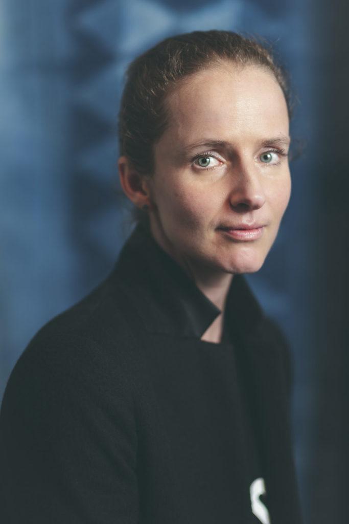 Blue Blooded portfolio, female portrait, Maria Klähn