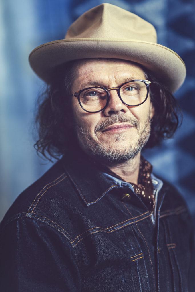 Blue Blooded Portfolio, male portrait, Fredy Vuille from VMC in Zurich.