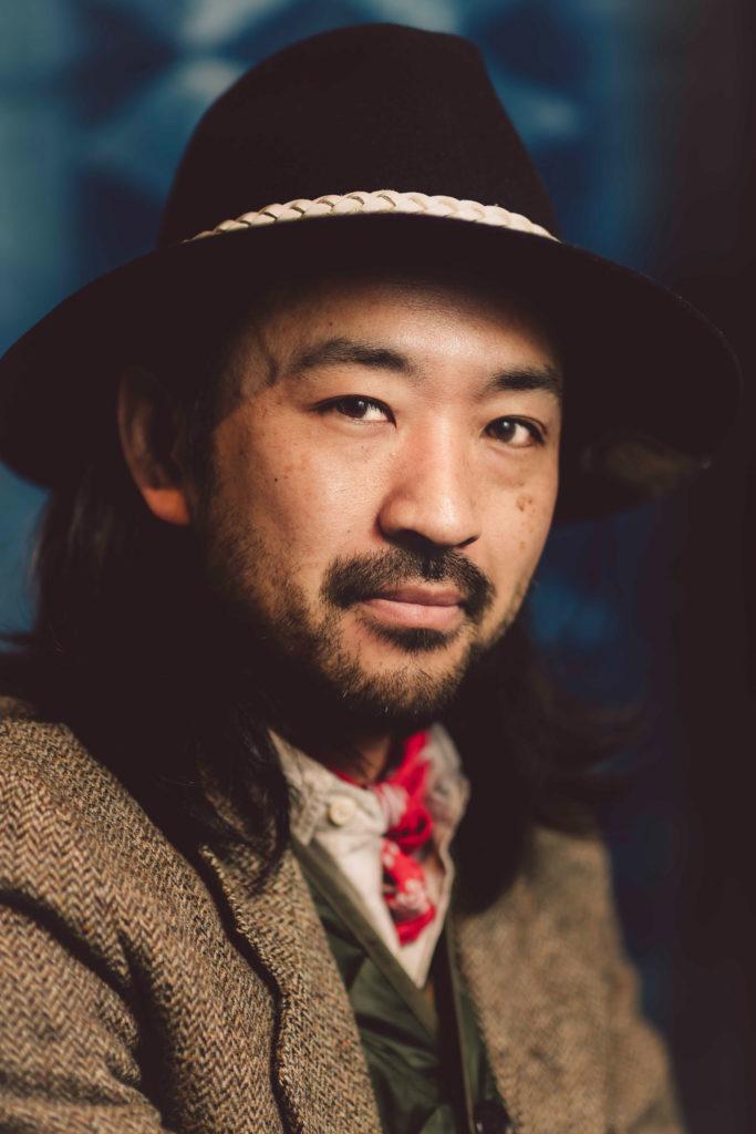Photo of Takashi 'Taka' Okabe from Clutch Magazine