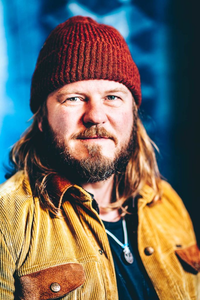 Blue Blooded Portfolio, oddhunt© Denimhunters, male portrait, Mats Andersson, Indigofera