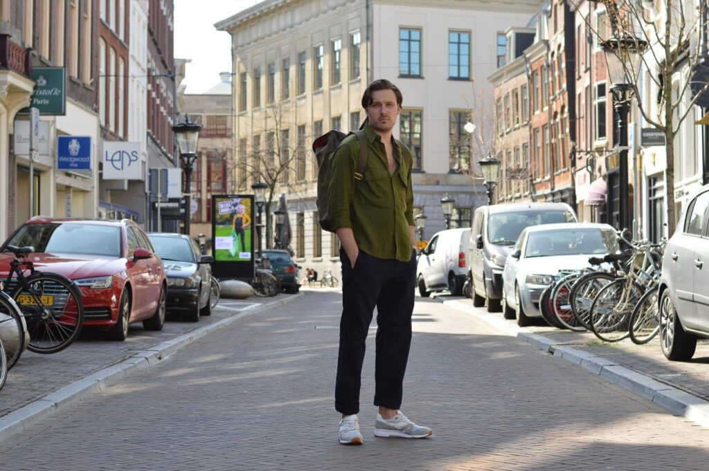Thomas Oeben, Oeben's Mercantile, COVID-19 retail, denim retailer,