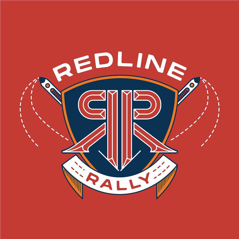 Redline Rally crest