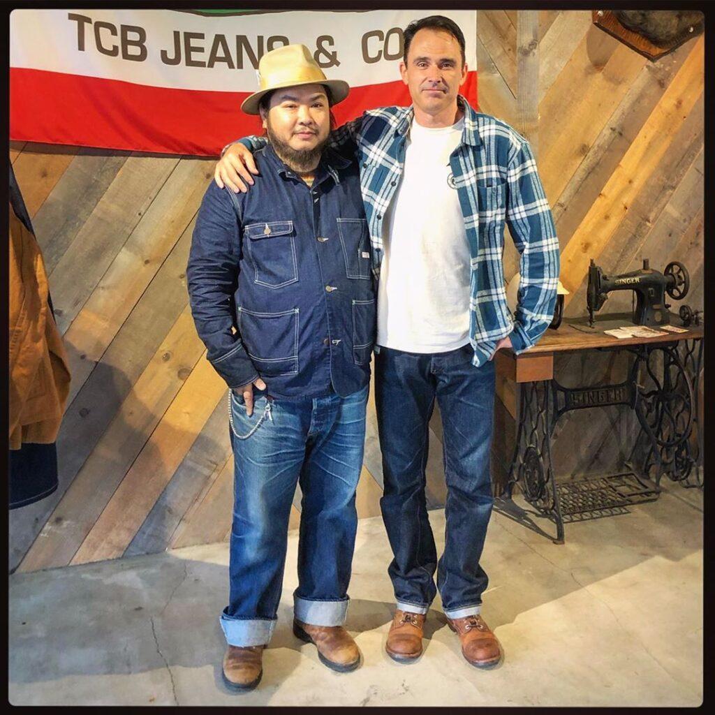 Dave Stewart, Japanalogue, Denimhunters Podcast, Hajime, TCB