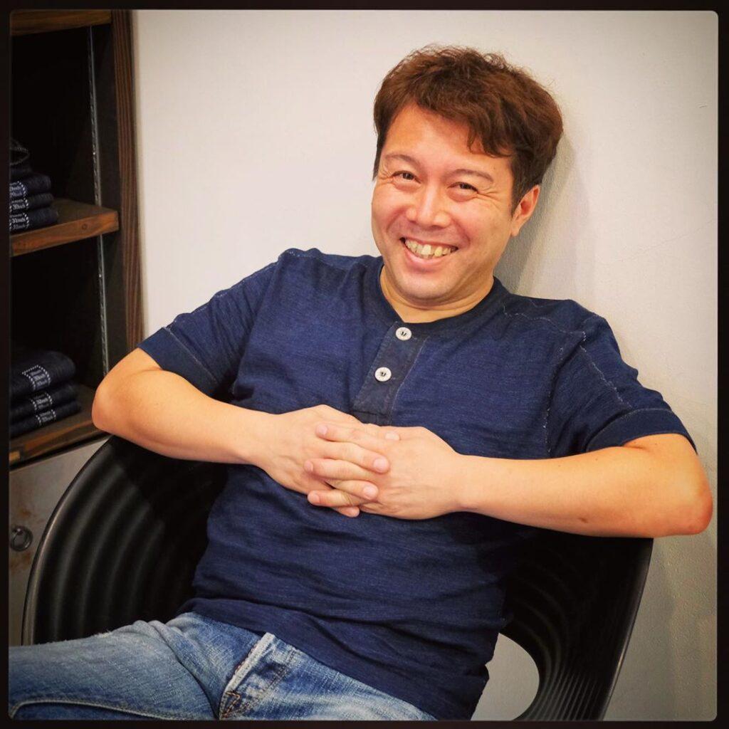 Dave Stewart, Japanalogue, Denimhunters Podcast, Ken Iwaya, Pure Blue Japan,