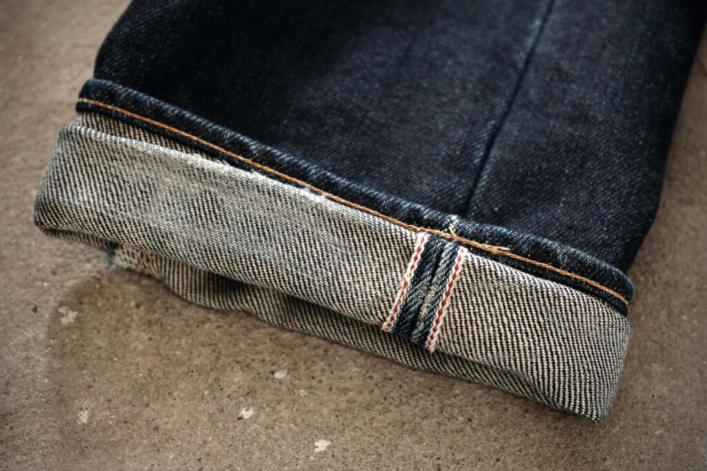 how to cuff jeans, cuffing, Denimhunters, denim guide, double double cuff, Japanese cuff,