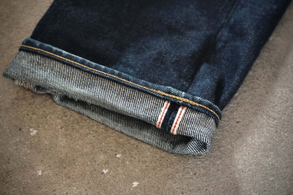 how to cuff jeans, cuffing, Denimhunters, denim guide, single cuff,