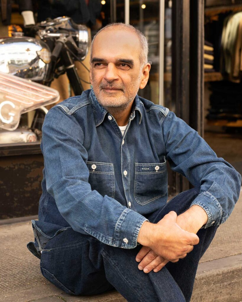 Son of a Stag, Denimhunters Podcast, Rudy Budhdeo, interview,