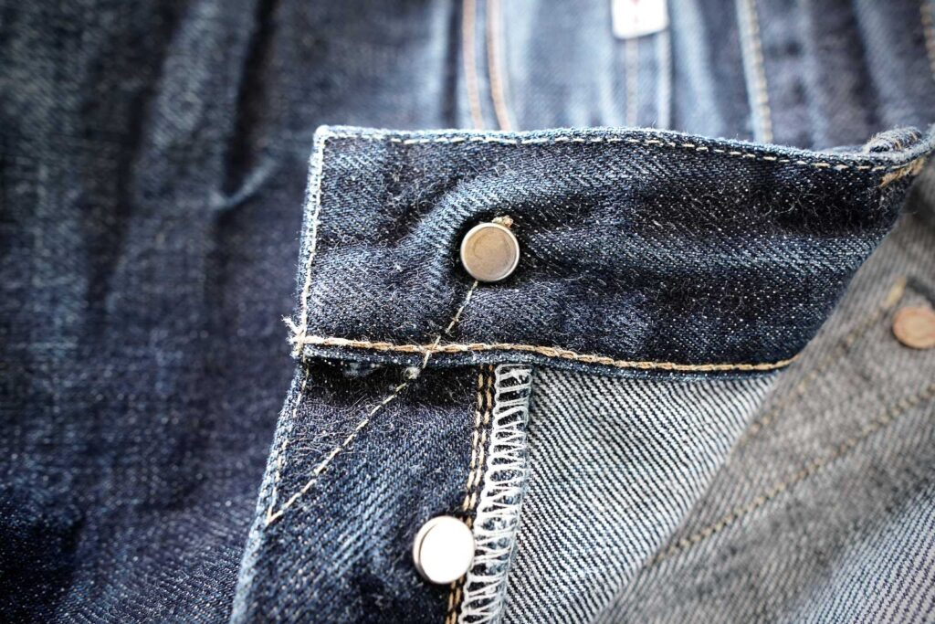 V-stitch, Studio D'Artisan, vintage jeans, Levi's,