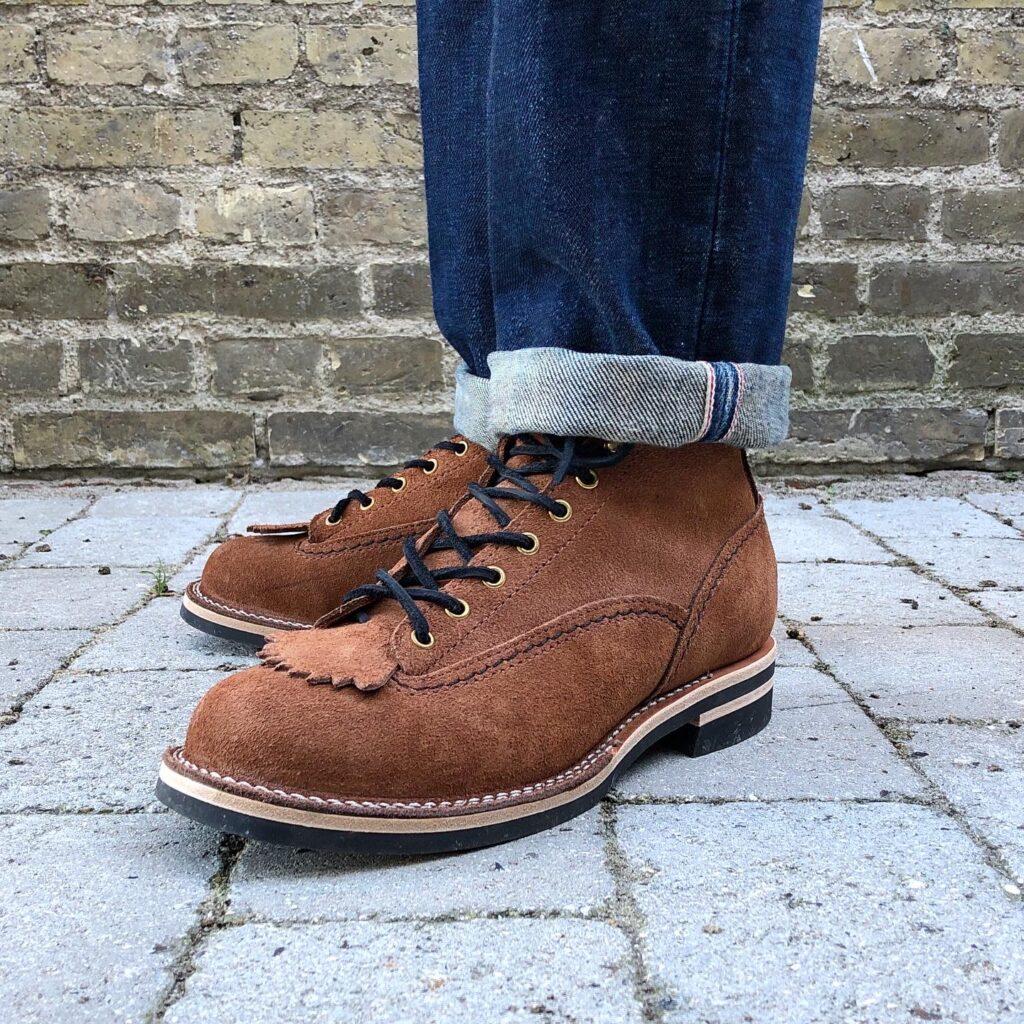 Wesco Jobmaster custom boots